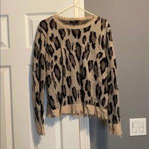Vici Leopard Sweater
